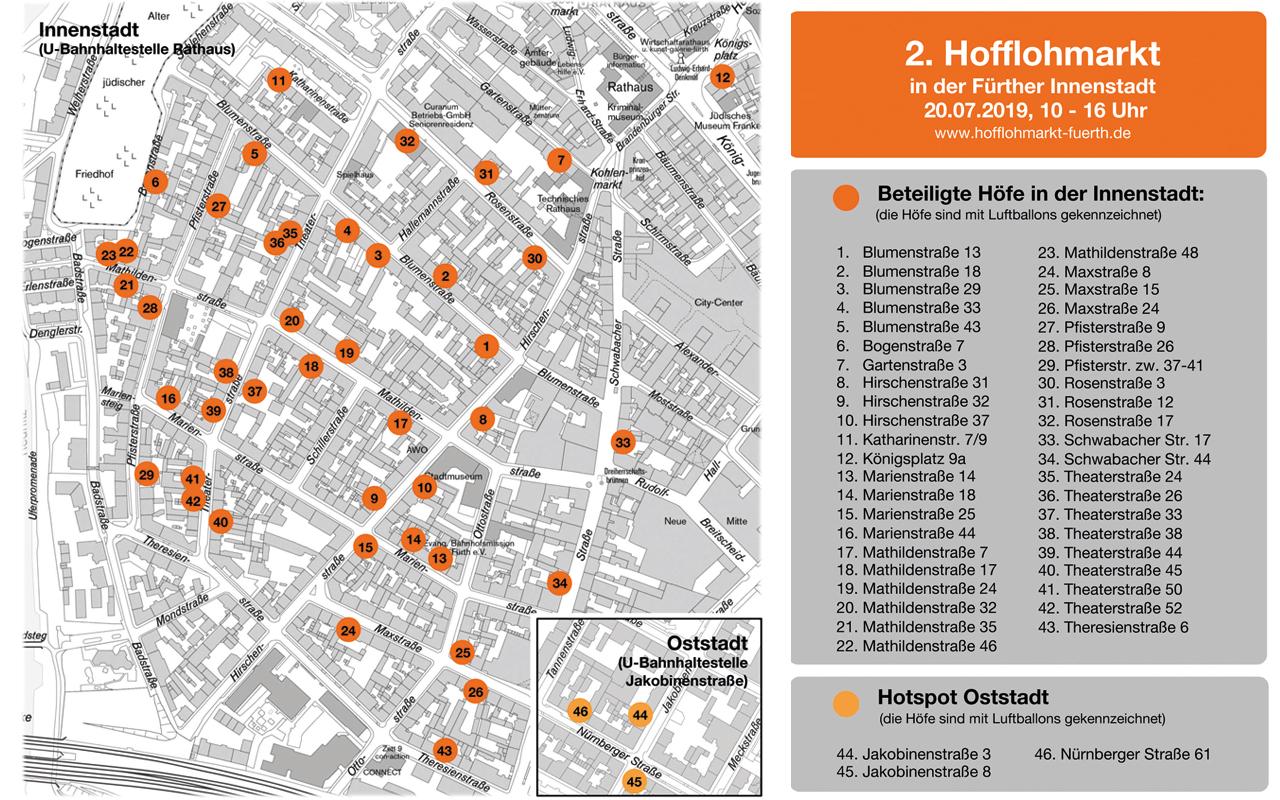 Neuauflage Fur Hofflohmarkt Einfach Furth Sein