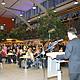 Mehr als 800 Gäste kamen zum Neujahrsempfang in die Grüne Halle am Südstadtpark. OB sieht gutes Fundament für positive Stadtentwicklung.