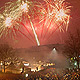 70 000 Gäste haben die große Silvesterfeier in der Innenstadt besucht und sie zum spektakulären Abschluss des denkwürdigen Jubiläumsjahres 2007 gemacht.