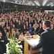 Oberbürgermeister Dr. Thomas Jung skizzierte zum Neujahrsempfang langfristige Entwicklungen und zog eine positive Bilanz nach dem Jubiläumsjahr.