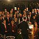 Beim Neujahrsempfang der Stadt Fürth gaben sich rund 1000 Gäste aus allen gesellschaftlichen Bereichen in der Stadthalle ein Stelldichein.
