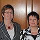 Elisabeth Reichert und Karin Vigas sind in der jüngsten Sitzung des Fürther Stadtrates vereidigt worden.