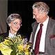 Bei einem Festakt hat Oberbürgermeister Wilhelm Wenning den Jakob-Wassermann-Literaturpreis 2002  an Dagmar Nick verliehen.