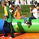 Der Weltkindertag in Fürth wurde groß gefeiert. Über 60 Vereine, Verbände und Organisationen beteiligten sich.