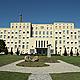 Das Klinikum Fürth erhält einen Neubau für Verwaltung und Pflegeschule. OB Jung betonte, dass der kommunale Eigenbetrieb Klinikum erhalten bleibt.