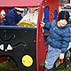 Die Stadelner Kinder haben einen neuen Spielplatz mit moderner und attraktiver Ausstattung erhalten. Die Spielgeräte sind der Hit.