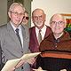 Zum ersten Mal hat der Seniorenbeirat Auszeichnungen an Personen und Organisationen verliehen.
