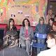 Im Jugendtreff Corner trafen sich Schüler und Politiker zum ersten jugendpolitischen Zirkel. Dabei befragten acht Jugendliche drei Politikerinnen.