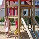 In Unterfarrnbach an der Rostocker Straße wurde ein kleiner, aber feiner Spielplatz eröffnet.