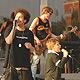 Fröhliche Töne erklingen aus dem Südstadtpark. Die Musikschule Fürth hat ihren neuen Standort mit einem Einweihungsfest gefeiert.