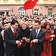 Das Türkisch-Islamische Kulturzentrum hat seine neue Moschee offiziell eingeweiht. Mtglieder der Gemeinde können stolz auf Eigenleistungen sein.
