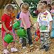 Die Außenfläche des Kindergartens Regenbogen wurde neu gestaltet und mit neuen, modernen Spielgeräten ausgestattet.