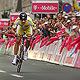 Ein internationaler Radsportklassiker in Fürth. Jens Voigt wiederholt seinen Vorjahreserfolg und überzeugt beim Kampf gegen die Uhr.