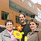Der Wohlfahrtsverband hat seit Anfang April seinen Hauptsitz in die Ludwig-Erhard-Straße und damit mitten in der Innenstadt verlegt.