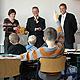 Ein weiterer Etappensieg bei der Verbesserung der Schulsituation: Die Grundschule Stadeln wurde für 5,3 Millionen Euro generalsaniert.