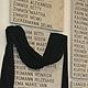Mit einer bewegenden Einweihungsfeier wurde das Denkmal für die Fürther Opfer der Shoah um 183 Namen ergänzt.