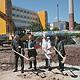 Ein zentrales Projekt für die Konkurrenzfähigkeit des Klinikums ist der rund 4,7 Millionen Euro teure Neubau für die Großküche.