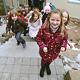 In Vach freuen sich 25 Kinder über ihre Hortplätze. Die Einrichtung feierte mit einem kleinen Fest ihre offizielle Einweihung.