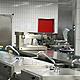 Die neue Küche im Klinikum läuft auf Hochtouren. Eine wichtige Investition, die durch den Verzicht der Beschäftigten auf einen Teil ihres Gehalts möglich wurde.
