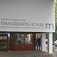 Größer und moderner – so präsentiert sich die Max-Grundig Schule in der Amalienstraße dank des 2009 fertig gestellten Erweiterungsbaus.