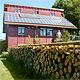 Markus Seyschab hat beim Hausbau viele gute Ideen für den Klimaschutz umgesetzt. Sein Geldbeutel und die Umwelt profitieren.