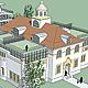Ein architektonisches Schmuckstück bleibt bestehen. Die Steubenpark GmbH investiert fünf Millionen Euro in das frühere Offiziers-Casino.