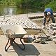 Das Uferstück am Stadelner Wasserrad wurde neu aufgeschüttet. Es werden noch Spenden erbeten. Am 27. Mai steigt das Wasserradfest.