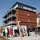 Der Wohnungsmarkt in Fürth boomt ungebremst. Ein Fürther Bauunternehmen bietet attraktiven Wohnraum in der Südstadt an.
