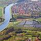 Der Solarberg Fürth übertrifft auch 2008 die Jahresprognose und erweist sich als Gewinn für die Umwelt, der Rendite erzielt.