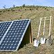 Mit dem Spatenstich hat OB Dr. Thomas Jung das bislang bedeutendste Projekt für regenerative Energie in Fürth auf den Weg gebracht.