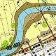 Die Neugestaltung von Gewässer und Talraum der Pegnitz ist Inhalt des städtebaulichen Entwicklungskonzeptes