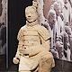 Die eindrucksvolle und imposante Terrakottaarmee des ersten chinesischen Kaisers Qin Shi Huang Di ist noch bis zum 29. Mai 2016 an der Stadgrenze zu sehen.