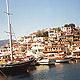 Der beliebte Ferienort Marmaris mit circa 32 000 Einwohner liegt an der Südwestspitze der türkischen Riviera, direkt gegenüber der griechischen Insel Rhodos.