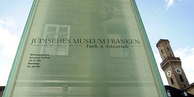 Jahrhundertelang lebten in Fürth Juden, Protestanten und Katholiken Tür an Tür. Daher gilt Fürth als leuchtendes Beispiel für ein tolerantes Miteinander.