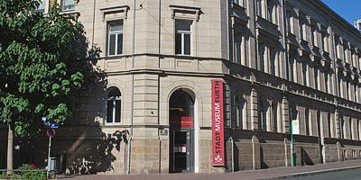 Das Stadtmuseum begibt sich auf über 1000 Quadratmetern Ausstellungsfläche auf eine spannende Zeitreise durch die Geschichte der Stadt Fürth.