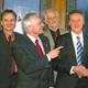 """Ein neues Forum """"Wissenschaft"""" der Metropolregion Nürnberg hat  im Rathaussaal der Stadt Fürth seine Arbeit aufgenommen."""