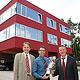 Das Nürnberger Planungsbüro für Haustechnik Schredl ist in den ersten Neubau im nördlichen Teil des Golparks Atzenhof gezogen