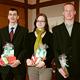 Gleich drei Auszubildende aus Fürth gehören zu den 229, die 2008 bundesweit die besten Ergebnisse in ihren Ausbildungsberufen erzielt hatten.