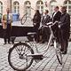 Der Fürther Seniorenrat und Beschäftigte der Stadtverwaltung kommen ab sofort in den Genuss eines besonders komfortablen Fahrrads: das Pedelec.