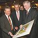 Das Kabinett der Bayerischen Staatsregierung unter Leitung von Ministerpräsident Horst Seehofer hat zum ersten Mal in der Kleeblattstadt getagt.