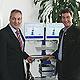 Umweltminister Markus Söder hat die Fürther Firma AVL Ditest - Experten für Abgasmesstechnik – besucht.