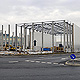 Am Wirtschaftsstandort Fürth wird der Aufschwung sichtbar: Nordfrost errichtet ein Tiefkühllager, der Baustart der Firma Ebl Naturkost steht bevor.