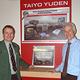 Seit 1988 ist der japanische Chemie- und Elektronikkonzern Taiyo Yuden Europe GmbH mit seiner Europazentrale in Fürth ansässig.