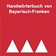 """Das wissenschaftliche Projekt """"Ostfränkisches Wörterbuch"""" der FAU und der Bayerische Akademie der Wissenschaften soll bald online zugänglich sein."""