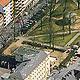 Der Stadtrat hat der Baustelleneinrichtung in der Konrad-Adenauer-Anlage grünes Licht erteilt. Abrissarbeiten beginnen nach Ostern.