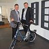 Die Firma daum electronic - eines der ersten Unternehmen im Golfpark Atzenhof - feiert zehnjähriges Bestehen am Standort.