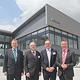 Im Golfpark wurde gestern das Entwicklungszentrum für Röntgentechnik des Fraunhofer Instituts für Integrierte Schaltungen IIS eingeweiht.