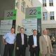 Mit den NEXT Business Lofts in der Flößaustraße setzt die P&P Gruppe Bayern nun auch im Bereich Gewerbeimmobilien ihre Erfolgsgeschichte fort.