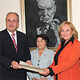 Weiterer Meilenstein für das Projekt Ludwig-Erhard-Haus: Die eigens gegründete Stiftung erhielt ihre offizielle Anerkennungsurkunde.