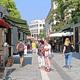 Erste Bilanz: Der Fürther Wochenmarkt kommt bei den Kundinnen und Kunden sehr gut an und auch die Händler sind zufrieden.